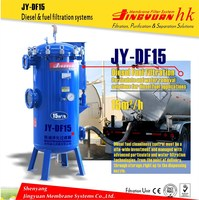 Big flow rate series diesel technology fuel special oil treatment machine made in China