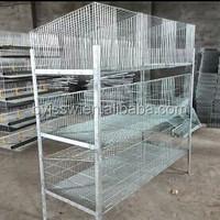 Aluminium Rabbit Cage