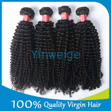 Alibaba Certified Natural Color Factory Directly 100% New Original malaysian kinky curly hair