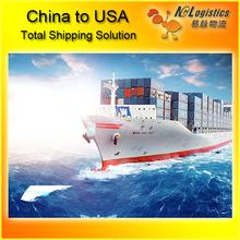 sea shipping china to usa/canada