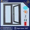 ALUK Australia Standard AS2047/ CSA Aluminium French Casement Windows with Energy Efficient Double or Triple Glazing