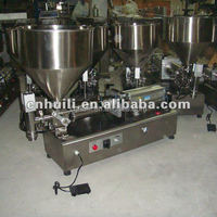 LGGZ-500 Automatic Liquid (paste state)filling machine