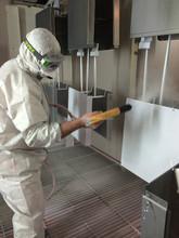 RAL 160 40 45 wenzhou lypont powder coatings co.,ltd Electrostatic Spray Epoxy/Polyester Powder Coating