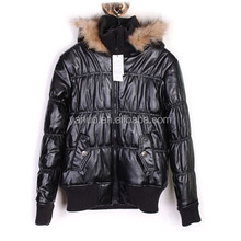 men's outdoor jacket nylon fabric winter jacket coats for men and women fancy polyester winter coats