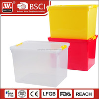 2100ML Large airtight plastic food storage container