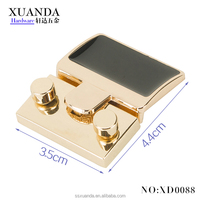 2015 cheap new design high quality Briefcase metal lock for bag