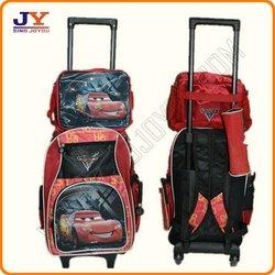 kids travel trolley bag