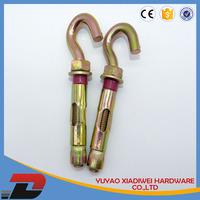 window suction mount bridle brass buckles meat hooks butcher supplies C hook bolt head sleeve anchor