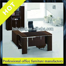 high end executive l shaped office desk