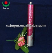 Aluminum Collapsible Tube For Packing Hair Coloring Cream