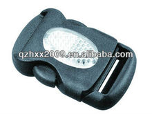 China manufacturer 3-way plastic buckle small plastic buckle insert buckle