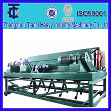 Factory supply 90 degree compost turning machine for sale