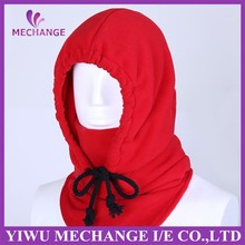 More Functions Black Woman/Man Winter Outdoor Warm Thick Face Mask for Neck And Ear protection