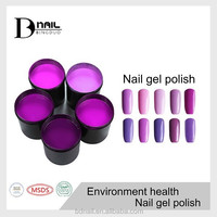 factory price wholesale three step gel nail polish raw material for nail uv gel