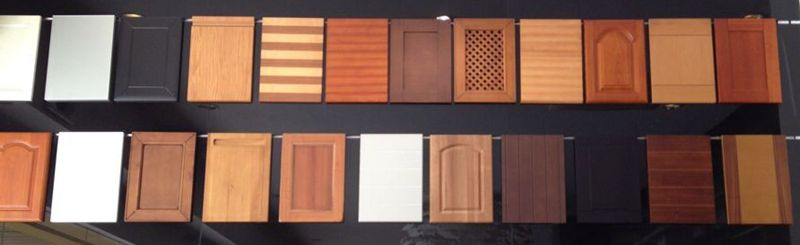 Top Quality Cherry Wood Door High End Kitchen Cabinets