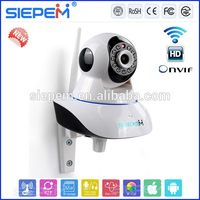 Economical style export wireless network camera/ir cut ip camera/720P(1280x720) home guard security ip camera jammer