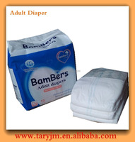 Disposable incontinence pants adult diapers for greater independence