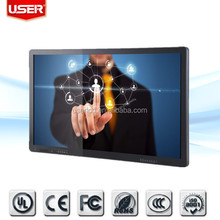 Distributor for education infrared interactive whiteboard lcd screen lcd touch tv lcd pc infrared touch screen 1080p
