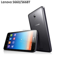 Lenovo S660 Smart Cell Phone 4.7 inch 3G Android 4.2 IPS Screen MTK6582 Quad Core RAM 1GB ROM 8GB WCDMA GSM Dual SIM cell phone