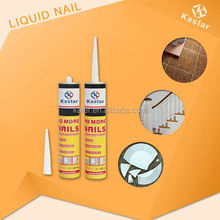 Kastar new product Plaster nail liquid sealant with RoHS approved
