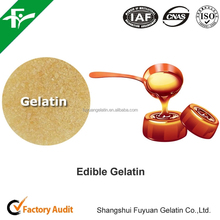 Bovine Gelatin/Beef Gelatin of Edible and Food Grade in Food and Beverage industry new product