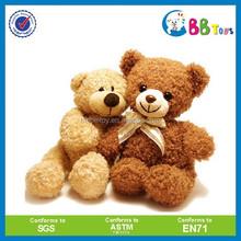 Personalizado barato ursinho de brinquedo de pelúcia urso de peluche bonito para promtion