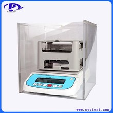 portable digital rubber density meter