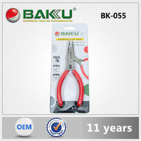 Baku Good Quality Newest Fashion Flush Cutter Hog Ring Plier Tool With C20 Hog Ring For Cellphone