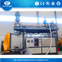 Fully automatic HDPE PE PET plastic chair making machine / blow moulding machine with competitive price
