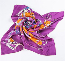 OEM high quality 14mm scarves silk