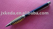 New type metal ballpoint pen with golf clip