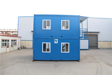 easy loading demountable recycle prefab container for hospital