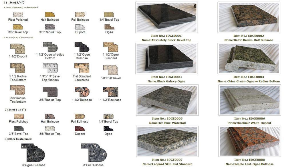 Precios de encimeras awesome encimera de bao de krion for Granito barato precio
