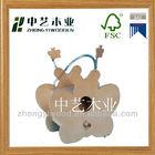 hot vendas design de girassol pássaro de madeira casa