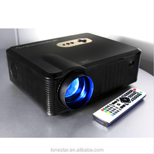 UK stock promotion for games projector native 1280*800 resolution 2000: 1 contrast ration led projector