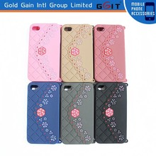 [GGIT] Hotsale Silicon Mobile Phone Case for iPhone 4G 5G