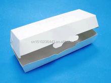 Customized packing hot dog paper box