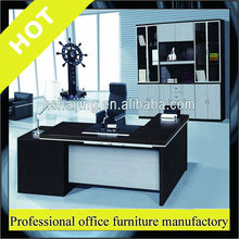 executive made in china wood Single Pedestal Desk