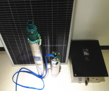 Customized off grid PV system CE certificate DC/AC solar powered water pump