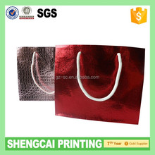 Luxury Textured paper bag