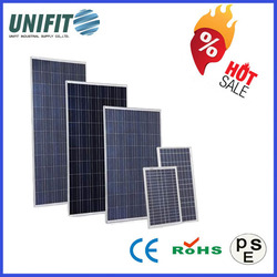 A-grade Cell High Efficiency Portable Solar Power Panel With pv System