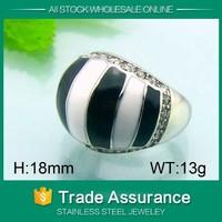 2015 spring newest ceramic platinum ring price in india