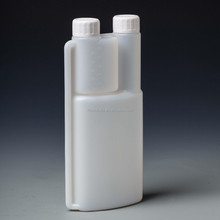 300ml Lubricant Twin Neck Plastic Bottle