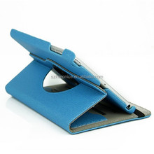 Customize 360 Degree Rotation Leather Case for Ipad MIni/Ipad Mini 2,for Ipad Mini Leather Case