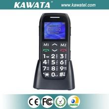 cordless big LCD sim card gsm phone