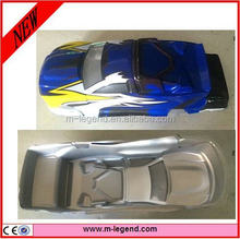 new pvc car body shell
