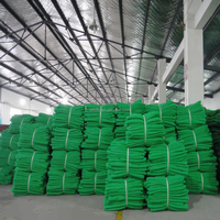 high quality HDPE scaffold safety net for construction building protection with UV