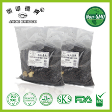Traditional salted preserved Black beans with Ginger flavor