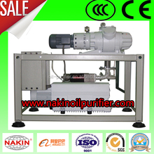 Nakin High quality NKVW double-stage Vacuum Pump sets/system ultimate vacuum 7 pa