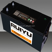 N150 12V 150AH truck battery custom truck batteries